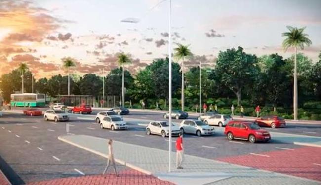Expansão urbana em Salvador