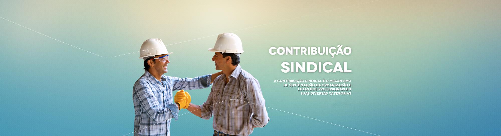 Banner 2 – Contribuição Sindical