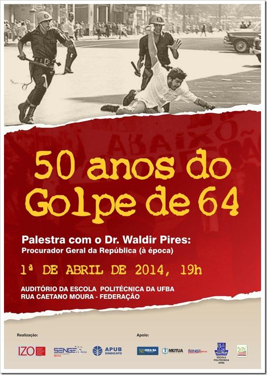 50 anos golpe de 64
