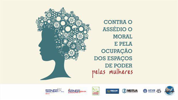 Coletivo de Mulheres da Fisenge e Senge BA lançam campanha no Dia Mundial da Mulher