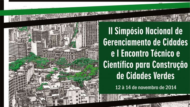 Novembro trará dois eventos sobre cidades e meio ambiente