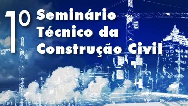 1º Seminário Técnico da Construção Civil