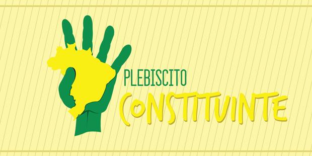 Entenda: Plebiscito popular pela Constituinte