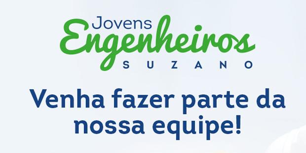 Conheça o Programa Jovens Engenheiros Suzano
