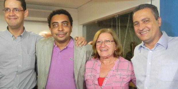 Candidato ao governo, Rui Costa apresenta suas propostas no CREA-BA