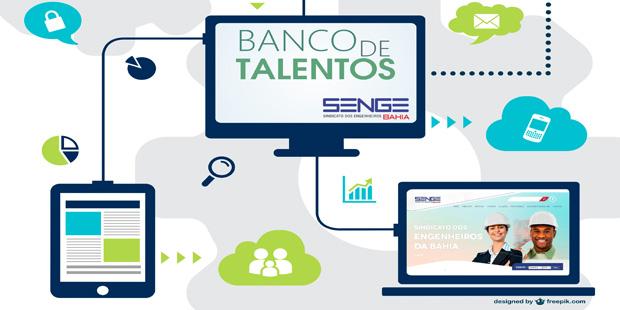 Senge-BA lança Banco de Talentos