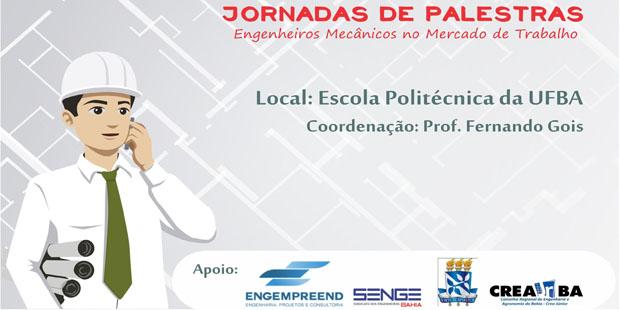 Departamento de Engenharia Mecânica da Politécnica promove ciclo de palestras