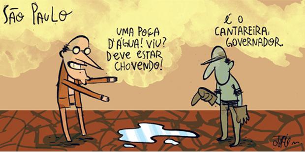 Crime ambiental em São Paulo