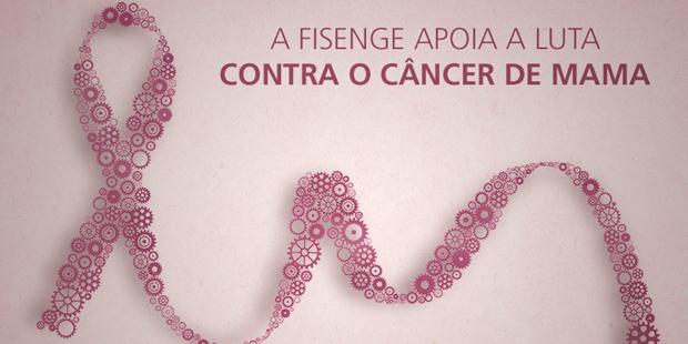 Coletivo de Mulheres da Fisenge apoia Outubro Rosa