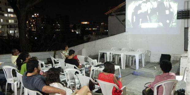"""Mostra do filme """"Privatizações"""" movimentou o Senge-BA neste sábado"""