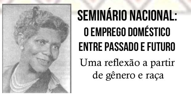 Seminário discute condições do trabalho doméstico no Brasil