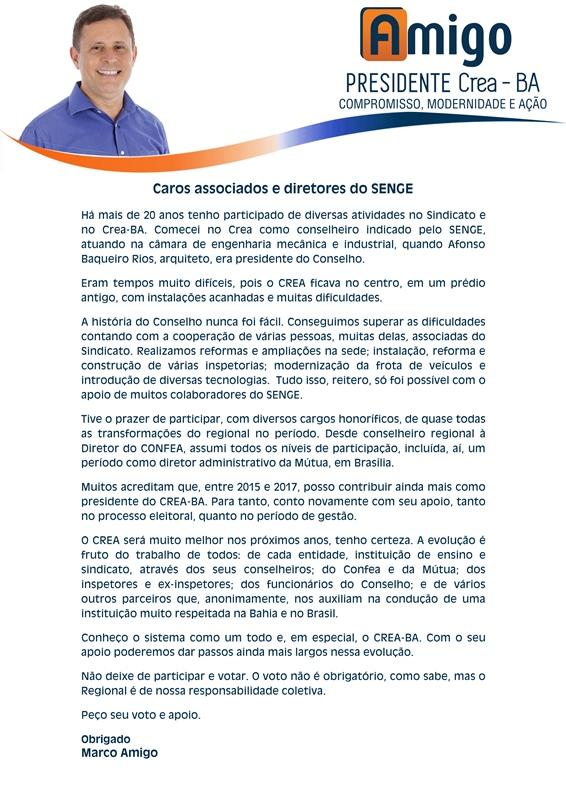 Carta Marco  Antonio Amigo