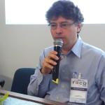 Professor da Escola Politécnica da Ufba, Luiz Rogério.
