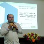 Superintendente da CPRM na Bahia, Teobaldo Rodrigues.