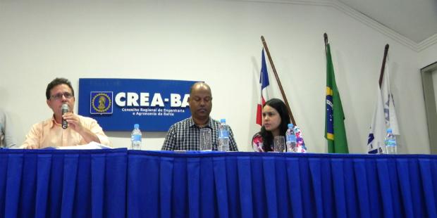 Cerimônia de posse da presidência do Crea-BA apresenta novos diretores