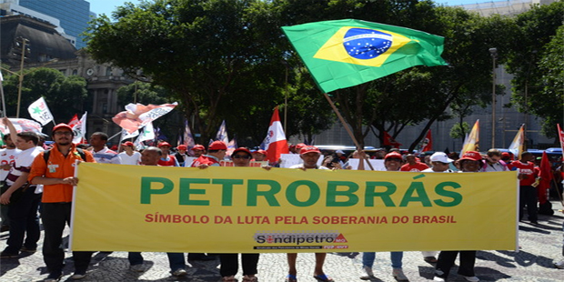 13 de março é dia de luta pela Petrobras e pelo Brasil