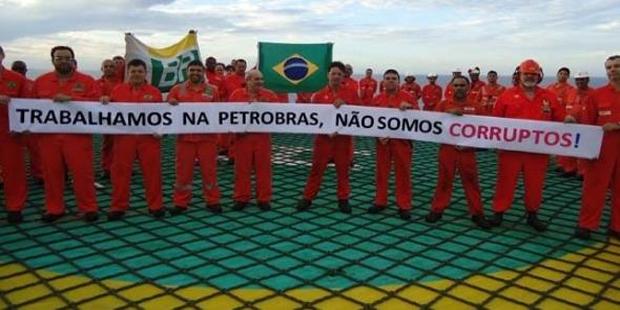 Manifesto da Fisenge em defesa do Brasil, da Petrobrás e da Engenharia Nacional