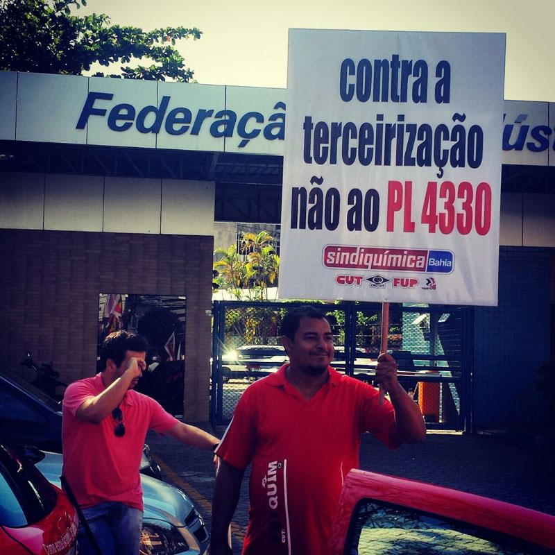 Terceirização é o Rubicão do governo Dilma