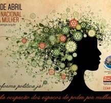 dia nacional da mulher 2015