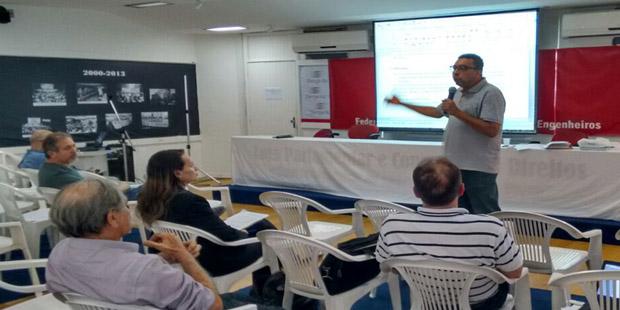 Fisenge  realiza primeira reunião do Grupo de Trabalho de Políticas Públicas