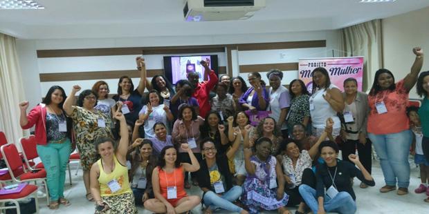 Fortalecimento Político para mulheres foi tema de Seminário Estadual