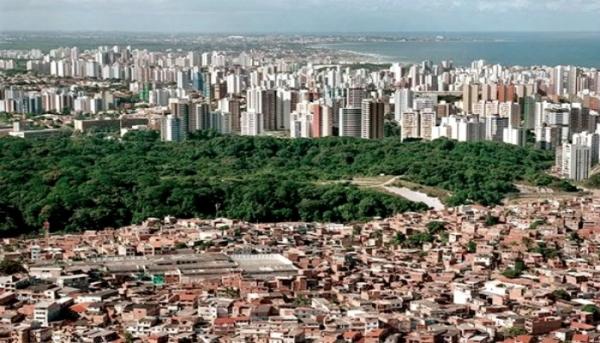 A Casa Grande e a Senzala: segregação urbana em Salvador