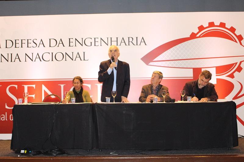 Embaixador Samuel Pinheiro fala sobre desenvolvimento e soberania no 11º Consenge