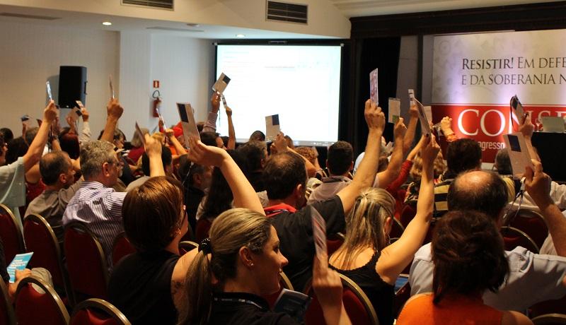 Delegados do 11º Consenge aprovam diretrizes da Fisenge para os próximos três anos