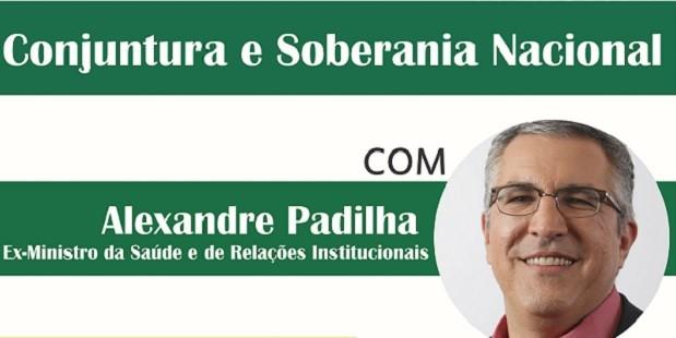 Palestra conjuntura e soberania nacional620310