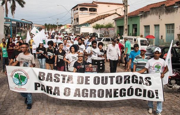 Lançamento do FAMA fortalece luta pela água no Oeste da Bahia