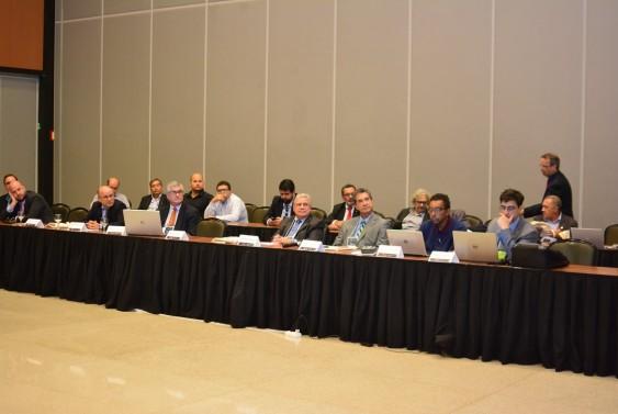 Fisenge participa de reunião do Colégio de Entidades Nacionais do Confea
