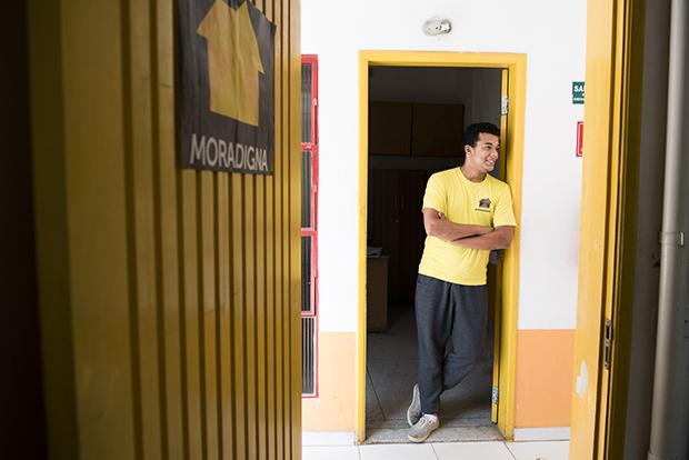 Engenheiro formado pelo ProUni transforma realidade das comunidades e periferias