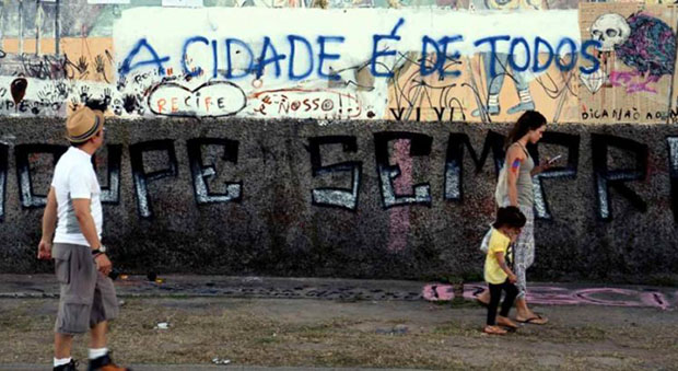 EM DEFESA DA DEMOCRACIA E DO DIREITO À CIDADE