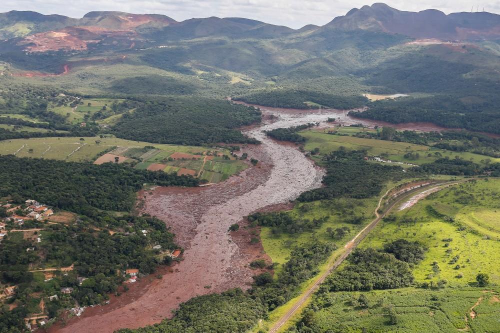 Nota do Senge e Fisenge sobre o rompimento da barragem em Brumadinho