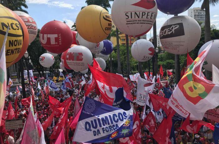 Trabalhadores de todo o país se mobilizam contra a Reforma da Previdência