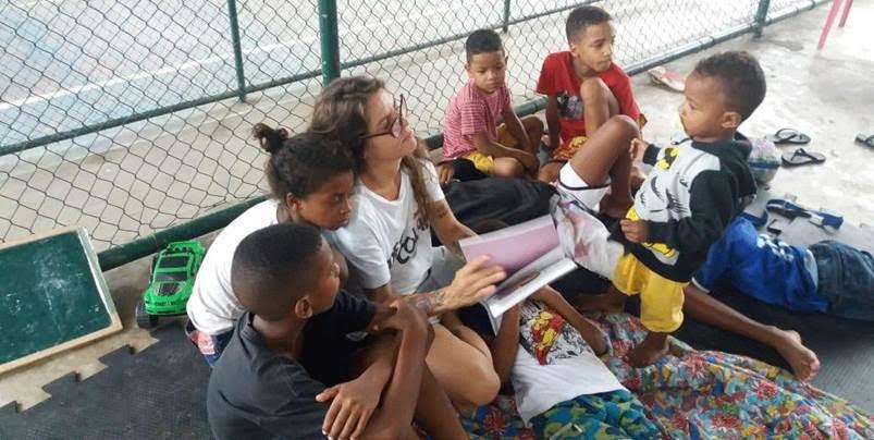 Projeto literário incentiva crianças a serem engenheiras