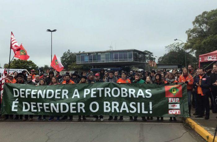 ARTIGO I O petróleo é nosso e a Petrobras é brasileira