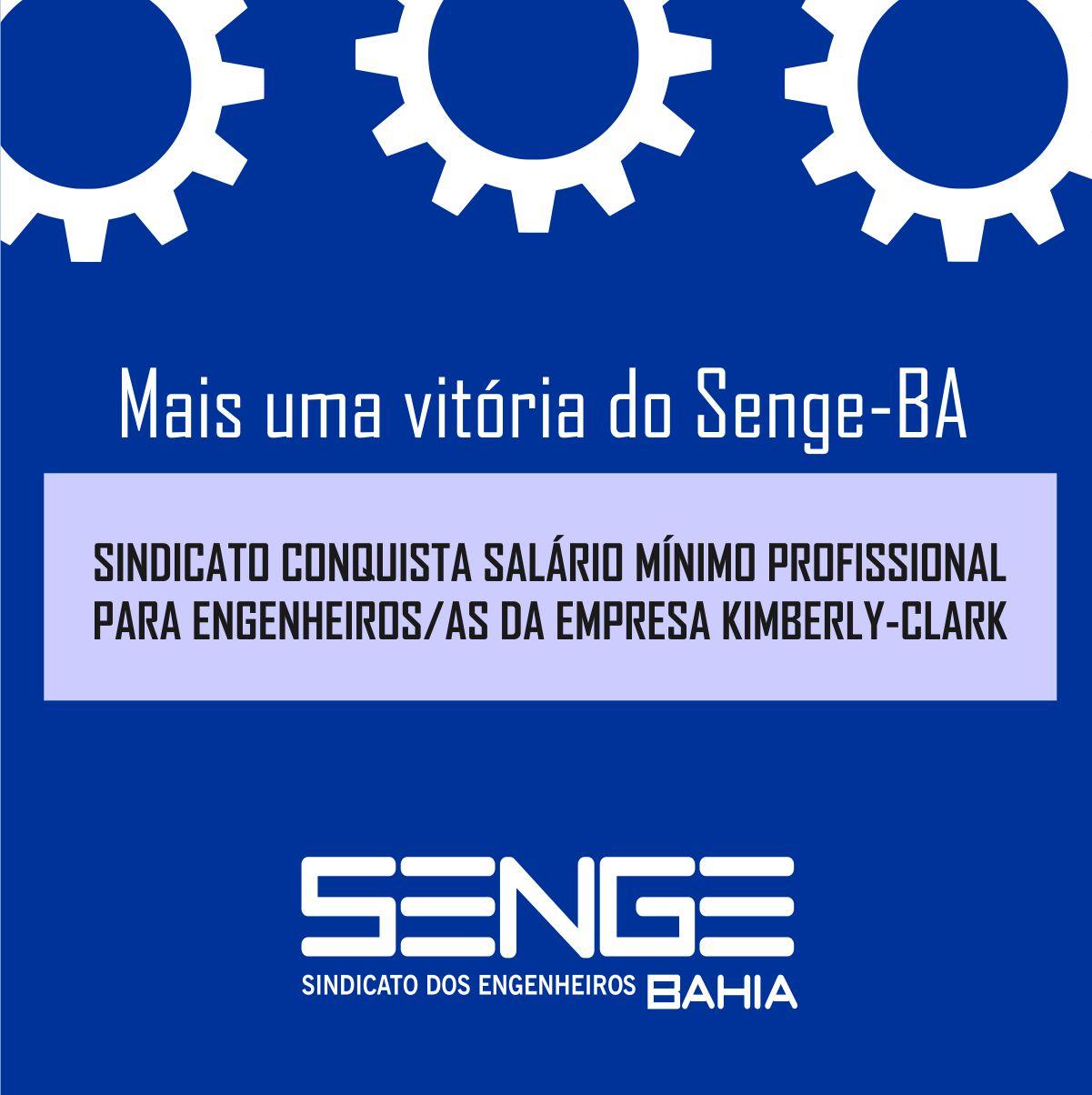 Ação coletiva garante salário mínimo profissional a engenheiros