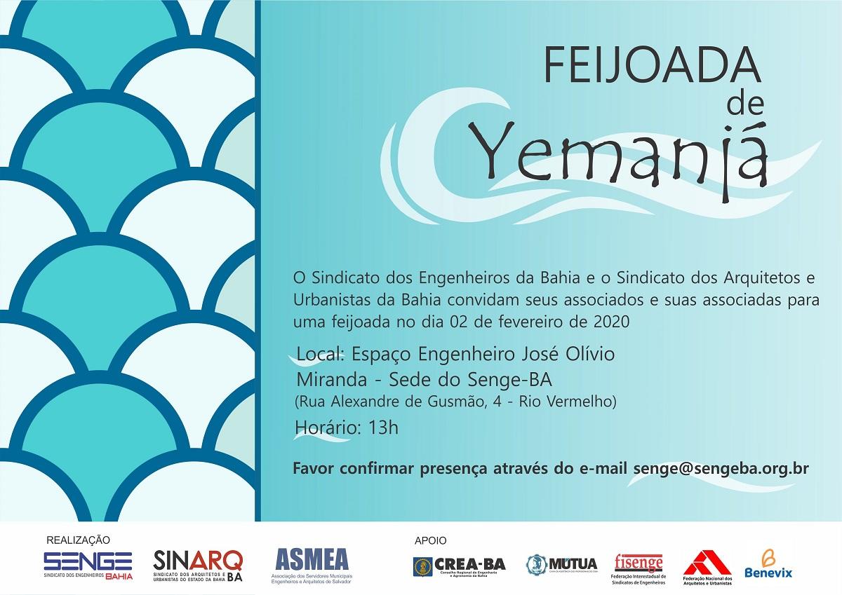 Sindicato convida para Feijoada no 02 de fevereiro