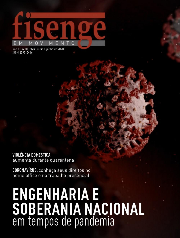 Está no ar a revista virtual sobre engenharia e soberania nacional em tempos de pandemia