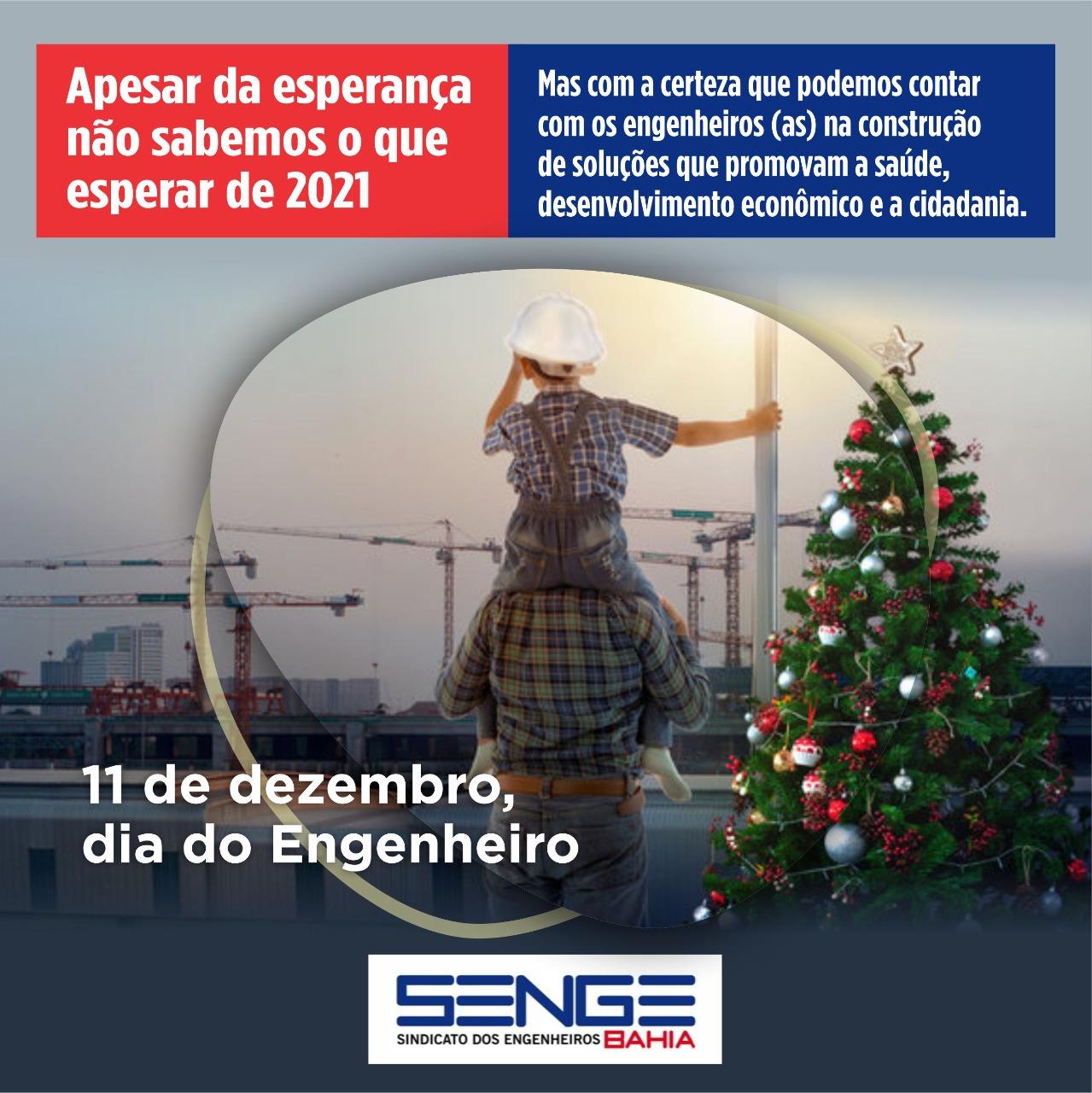 Engenheira e Engenheiro, profissionais comprometidos com desenvolvimento econômico, saúde e bem estar social do povo brasileiro