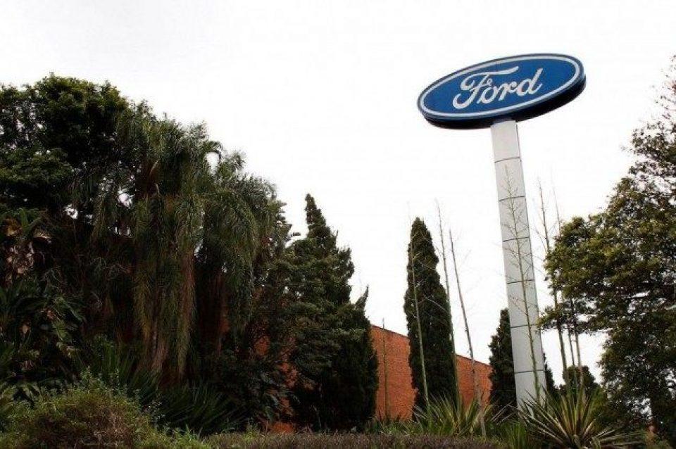 Divulgação - Ford