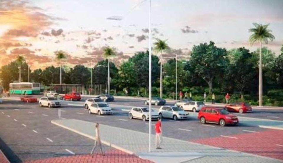 Avenida Pinto de Aguiar terá seis faixas após dupliação da via