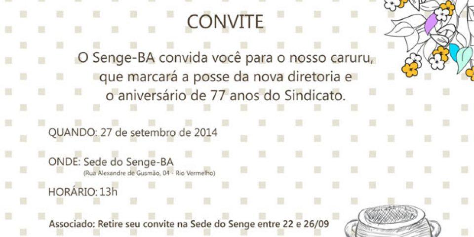 convite site